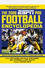 The ESPN Pro Football Encyclopedia First Edition Paperback
