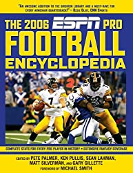 The ESPN Pro Football Encyclopedia First Edition