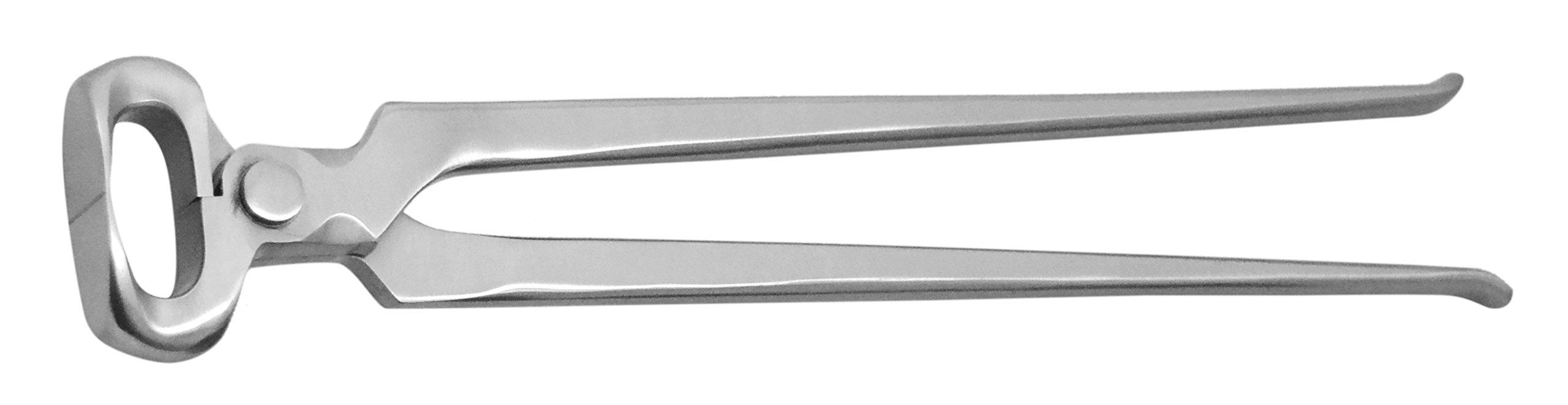 SiS EQUINOX Farrier Hoof Nipper 15'' Trimmer Pincers Steel Quality Farrier Tools by SiS EQUINOX