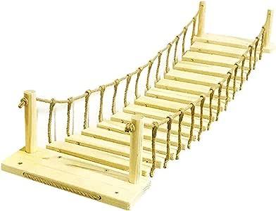 YGMX Escalada Escalera para Montaje En Pared, Gatos Parque De La Pared Hecha A Mano Mascota Muebles Muebles Muebles del Gato En Muchos Diseños Rasguña El Árbol De Entrada Gato,M: Amazon.es: Hogar