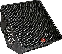 Fender FE1270P 100-Watt Two-Way Bi-Amplified Floor Monitor with 10\