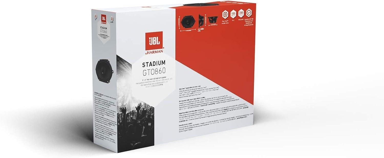JBL Stadium GTO 860-6 X 8 Step-up Multielement Car Audio Speaker System