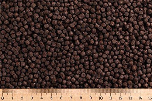 (Grundpreis 1,79 Euro/kg) - 20 kg Forellenfutter Primo 4,5 mm - 37/12 - schwimmend Emsland Aller Aqua