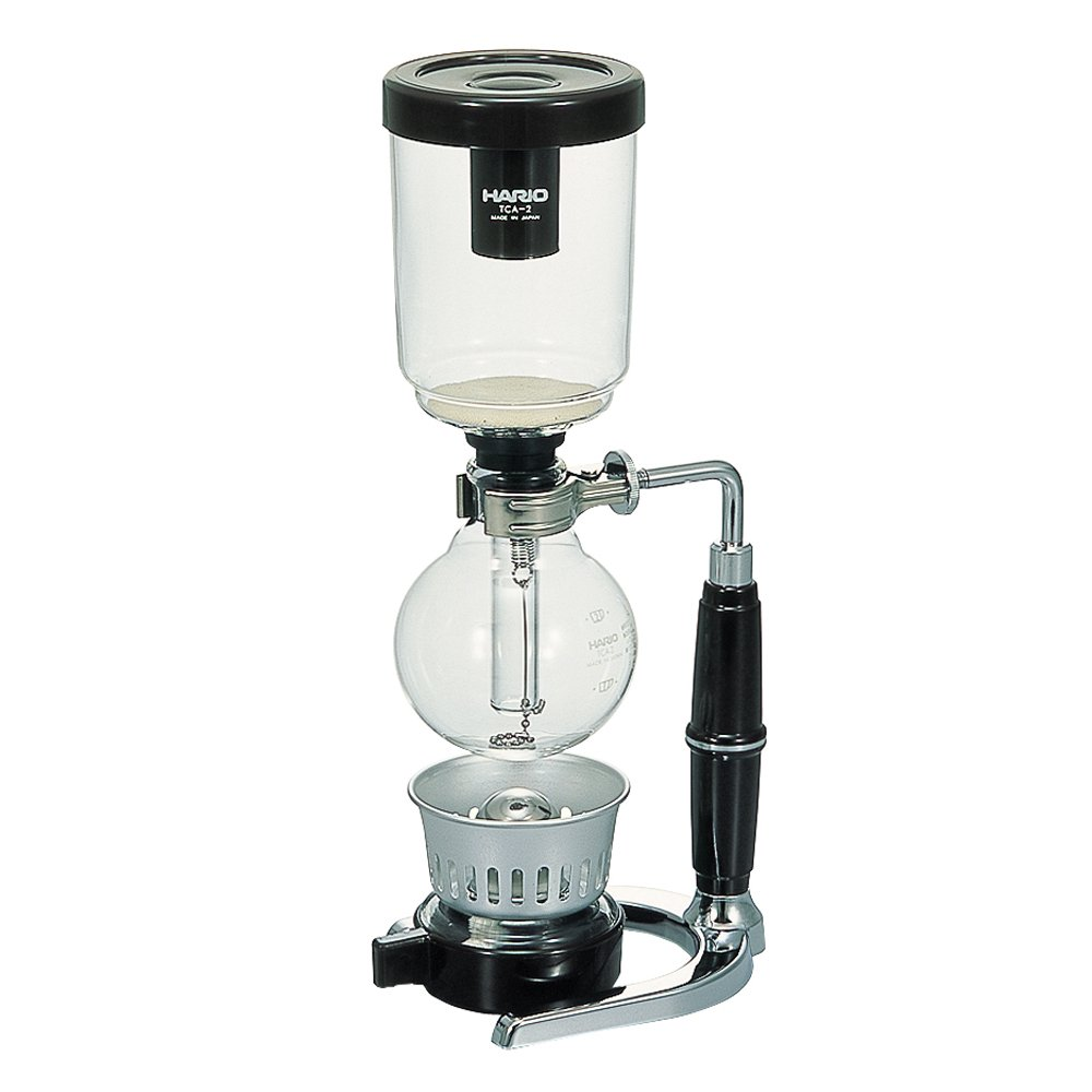 Hario Upper Bowl for Coffee Syphon, Clear BU-TCA-2