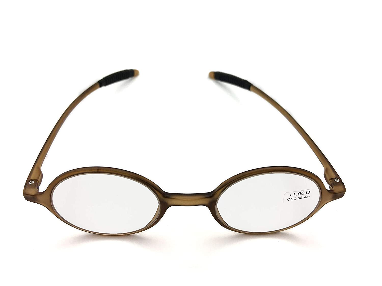 d22eba5b732 Amazon.com  Retro Fashion Round Reading Glasses Blue Light Blocking  Computer Reading Glasses for Men and Women +3.00  Health   Personal Care