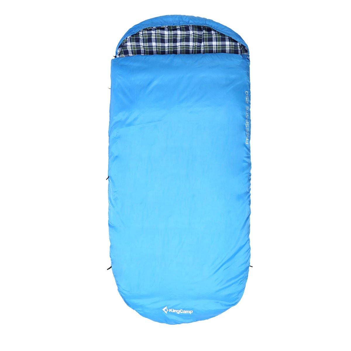 "フリースペース250 Enormous 12 C / 55 F Sleeping Bag for Camping 86 "" 40 "" Varied B01N1SWGHD"