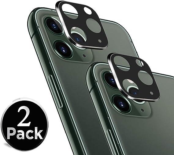 Paquete de 3 Pack de Cristal Templado para iPhone 11 Pro MAX 6.5 Inch Ferilinso Cristal Templado para iPhone 11 Pro MAX con Paquete de 3 Protector de Lente de c/ámara