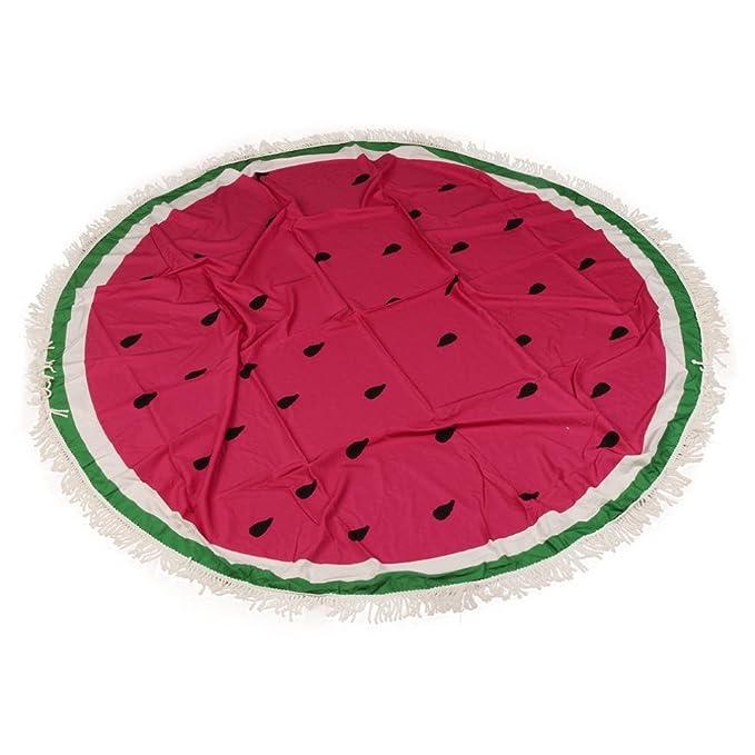 Kreisförmige Wanduhr Durchmesser Von 30 Cm Aluminium Top Wassermelonen
