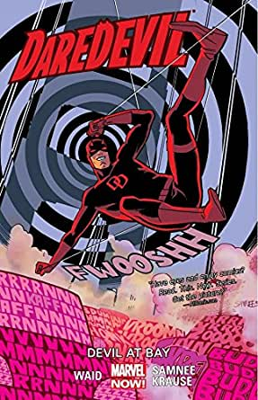 1st Print Vol 5 # 24 Marvel Daredevil