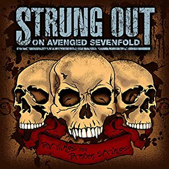 mp3 avenged sevenfold full album