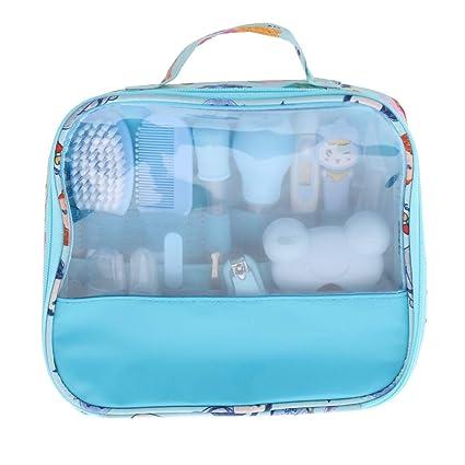 IPOTCH 13pcs / Set Kit de Neceser de Aseo de Bebé Kit Higiene Bebe Cuidado Set Kit Bebes Regalos