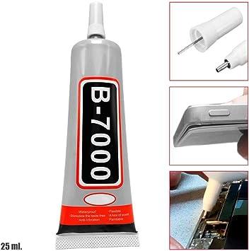 OcioDual Pegamento Universal Adhesivo B-7000 25ml para Pegar ...