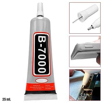 Pegamento Universal Adhesivo B-7000 25 ml para Pegar Pantalla LCD Tactil Moviles