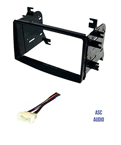 Amazon.com: ASC Car Stereo Radio Install Dash Kit and Wire Harness