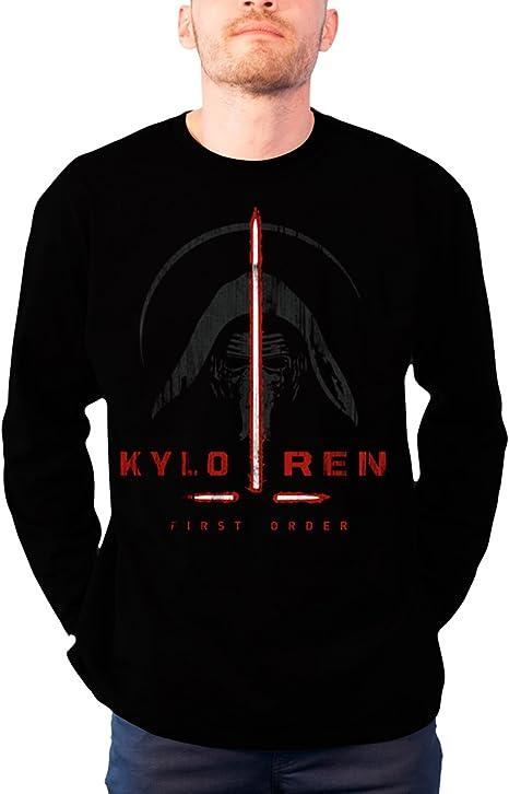 Licenza Ufficiale Star Wars-kylo Ren Donna T-Shirt Taglie S-XXL