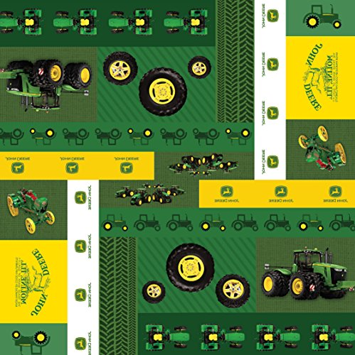MasterPieces John Deere Heritage Wrapping Paper, 10'