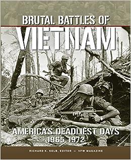 An account about the battles of vietnam