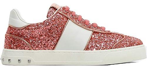 Pw2s0e19pej Rockstud Donna 0jt Valentino Garavani Scarpe Sneakers PZikXu