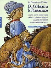 Du Gothique à la Renaissance par  Collectif