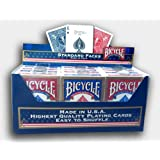 Caja de 12 barajas BICYCLE Poker