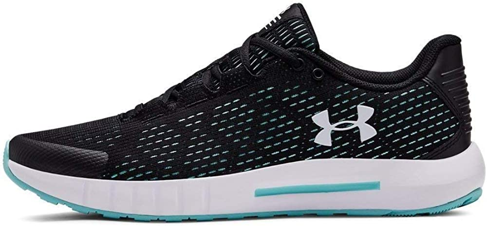 //Neo Turquoise,5.5 Under Armour Micro G Pursuit Special Edition,Black 001