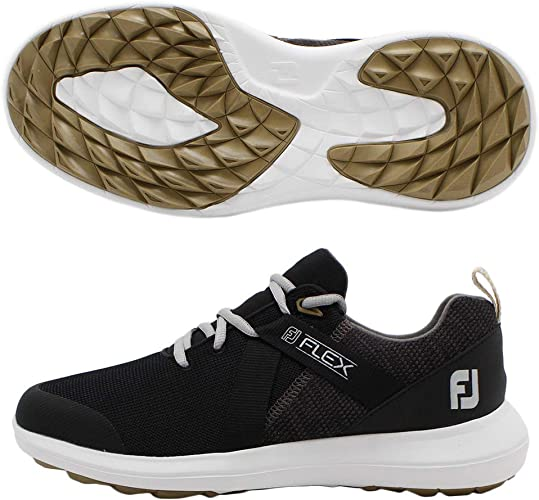 Amazon Com Footjoy Men S Fj Flex Golf Shoes Golf