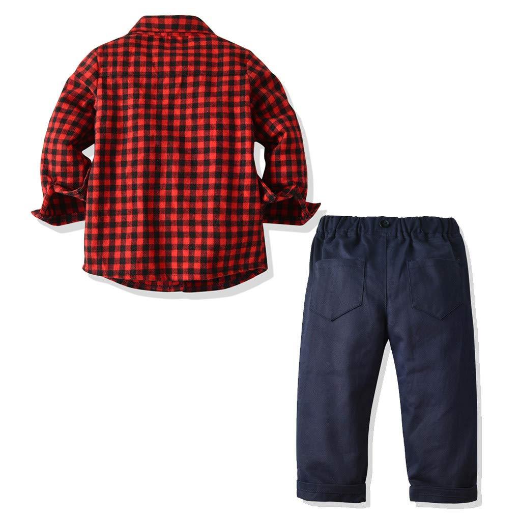 Saingace - Conjunto de Ropa para bebé, Camiseta de Manga Corta con ...