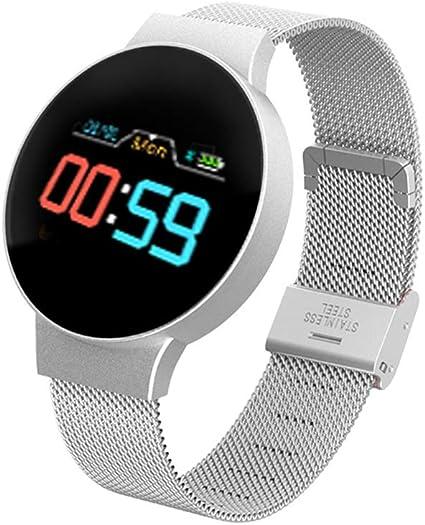 Rastreadores De Fitness Relojes Inteligentes para Mujer Lleno ...
