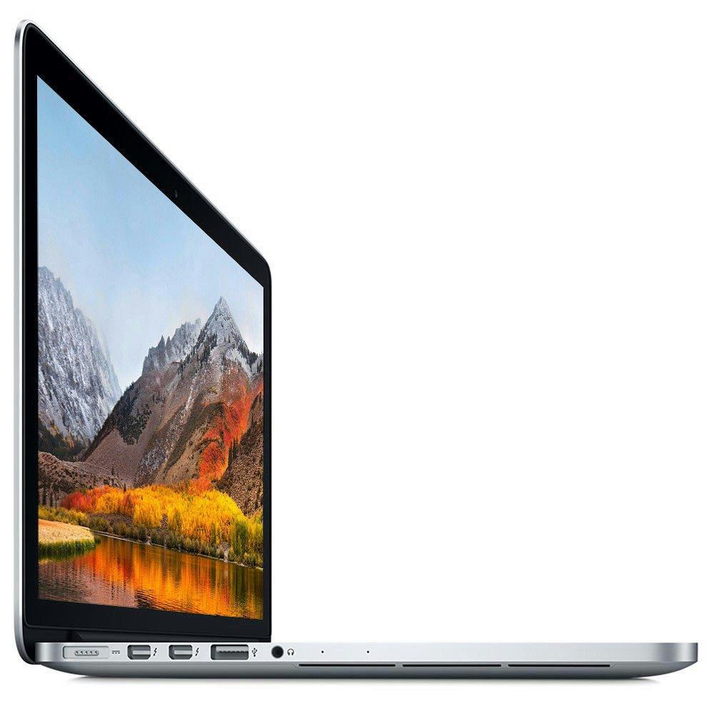Apple MacBook Pro Md313ll/a 13.3-inch 8GB RAM, 500GB HHD Intel Core i5 Dual-Core Laptop - Silver (Renewed)