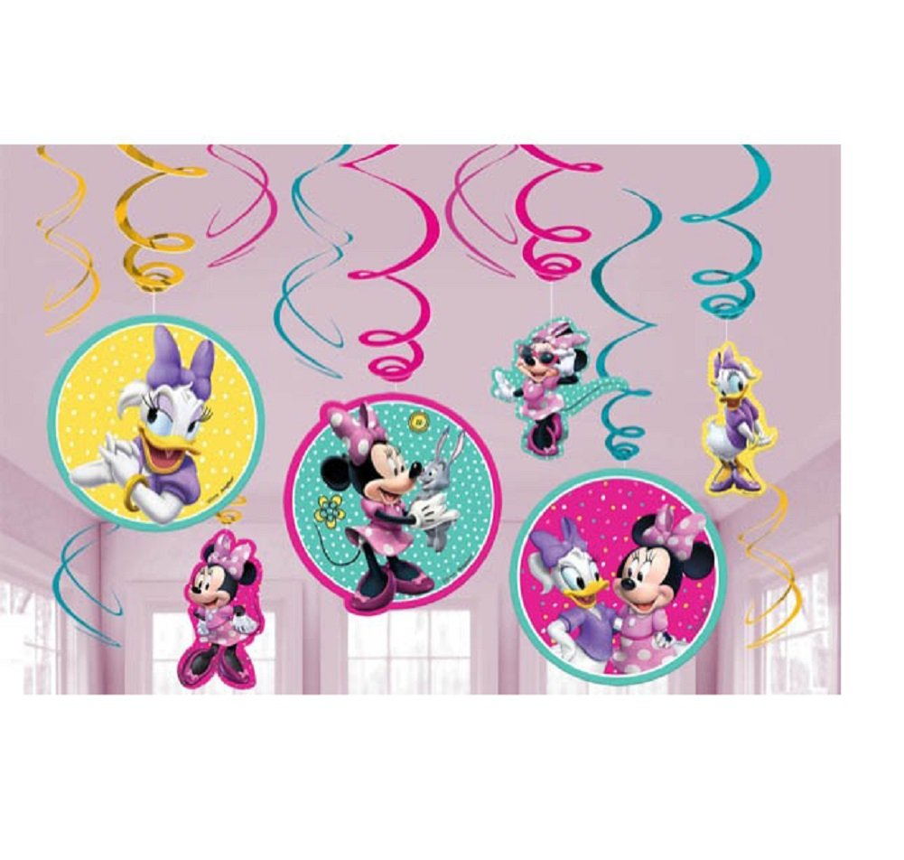 Minnie Happy Helpers Swirl 12ct [Contains 3 Manufacturer Retail Unit(s) Per  Combined Package Sales Unit] - SKU# 671868