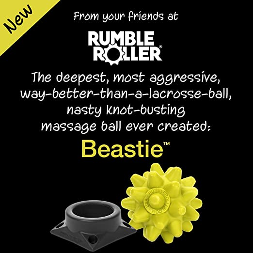 Is this an advertisement or a warning sign?  The Rumble Roller Beastie.