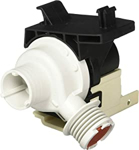 Primeco 137311900 Washer Drain Pump Compatible For Frigidaire AP5630474, PS3655041, made By OEM Parts Manufacturer - 1 YEAR WARRANTY