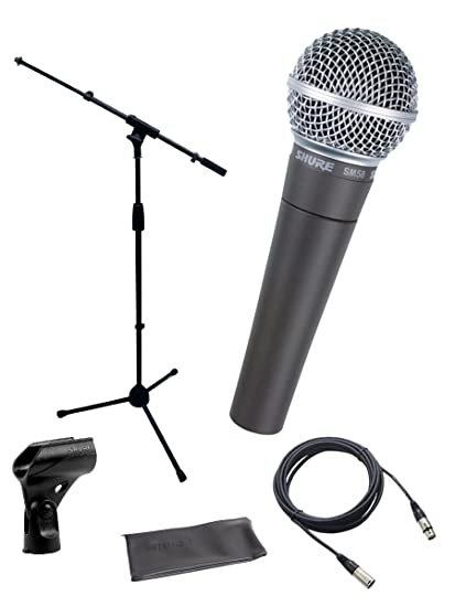 dating shure sm58