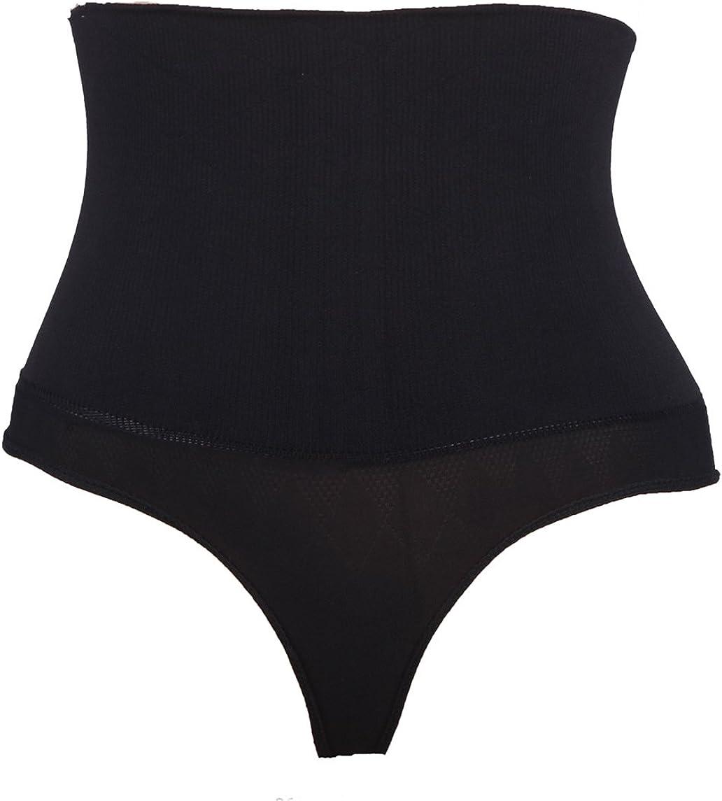 Women Thong Shaper Waist Cincher Girdle Butt Lifter Shapewear Tummy Control Panty