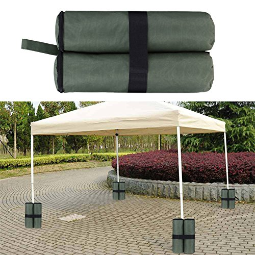 Aofjosfhs Canopy Tent Weight Bags 4 Pack Heavy Duty