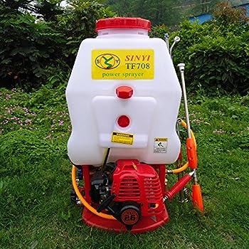 Amazon.com : Backpack Garden Sprayer, 20L Petrol Power