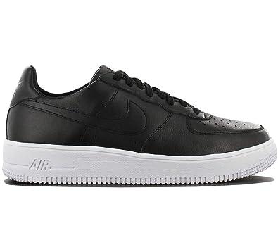 Nike 1 Lthr Messieurs Noir Air 003 845052 Ultraforce Force QrtdhsC