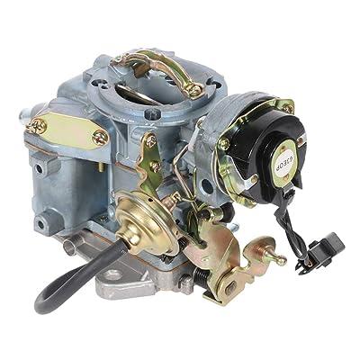 OCPTY Carburetor Fits for 1965-1985 Ford 4.9L 300 Cu 4.1L 250 Cu 3.3L 200 Cu Engine/for Ford Broncos Fairmont Granada F100 F150 F250 & F350 / Ford Econoline E Series E-100 E-150 E-250 BE6154 Carb: Automotive