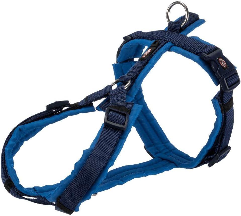 S Perro TRIXIE Arn/és Trekking NEW Premium M: 44 A/ñil//Azul Cobalto 53cm//20mm