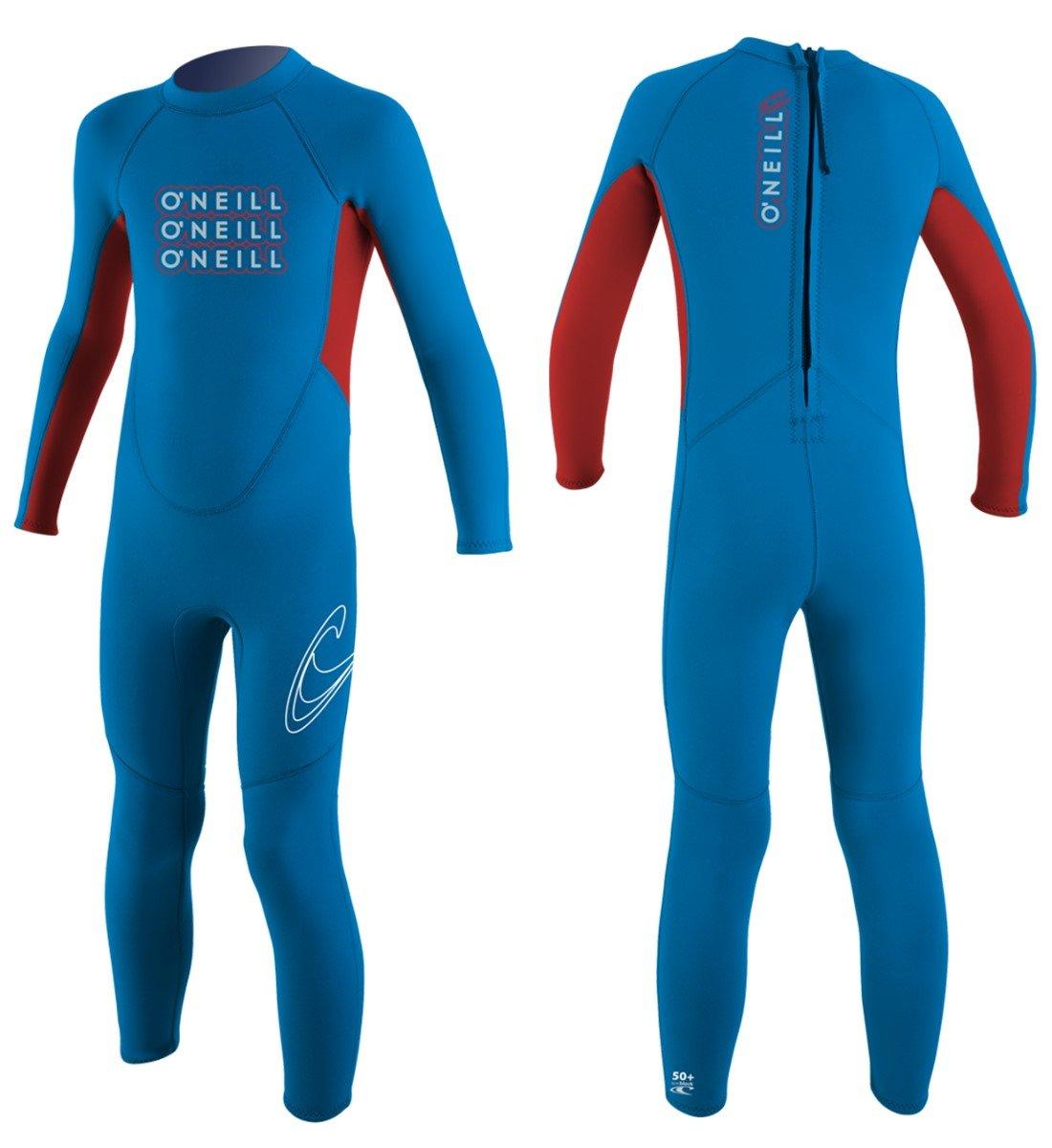 Sport Weiterer Wassersport O'Neill Full Suit Toddler Reactor Kinder Neopren Neoprenanzug Schwimmanzug blue