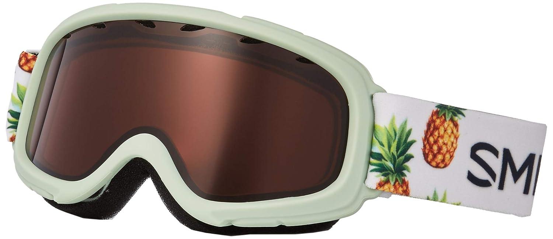 aa9b15dcad Amazon.com  Smith Optics Gambler Youth Snow Goggles - Ice Pineapples    Rc36  Automotive