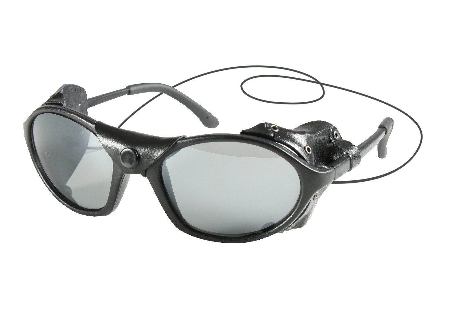 Rothco Tactical Sunglass W/Wind Guard/'Ce'