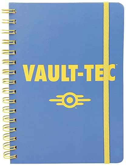 GB Eye LTD, Fallout 4, Vault Tec, Cuaderno A5: Amazon.es: Hogar
