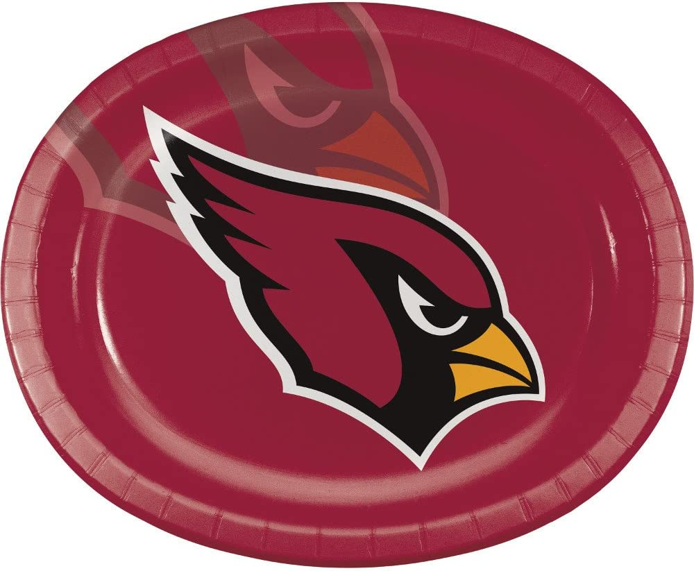 20-Count Arizona Cardinals 119501 22-Ounce Creative Converting Officially Licensed NFL Plastic Souvenir Cups