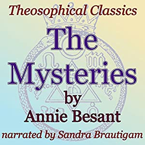 The Mysteries Audiobook
