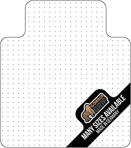 Gorilla grip polycarbonate studded chair mat
