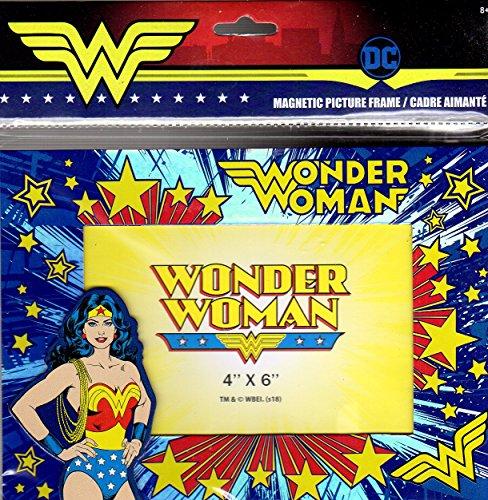 Monogram DC Comics - Wonder Woman - Magnetic Picture Frame