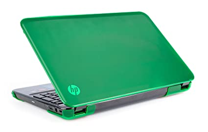 "iPearl mCover Hard Shell Case for 15.6"" HP Pavilion G6 2xxx Series Laptop (Green"