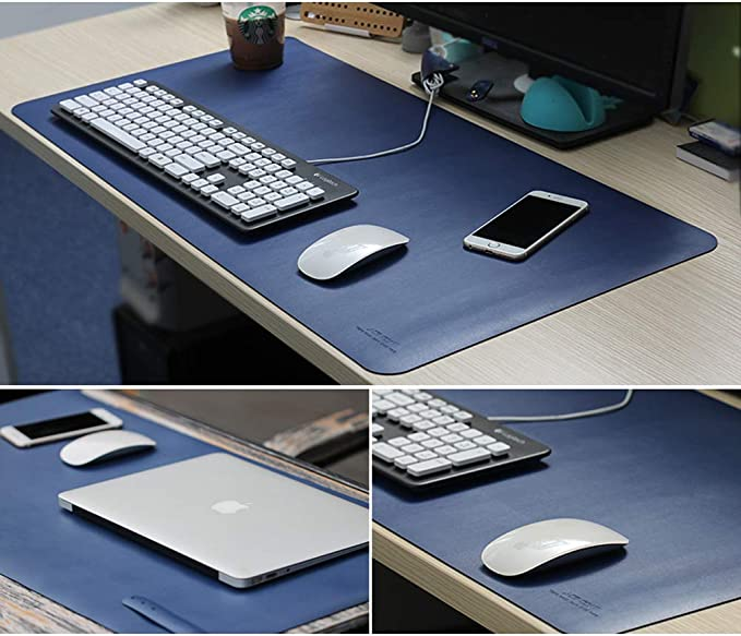 15.7x11.8inch TopJi/ä Non Slip Rubber Base Gaming Mouse Pad,Mouse Pad RGB Gaming Mousepad Led Mouse Pad Computer Notebook Pc 900x300mm