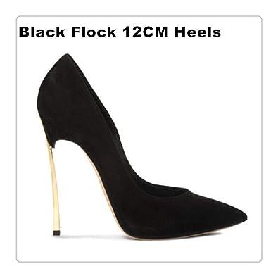 6ceeaeb4445ee QUGKOP& Women Shoes High Heels Women Pumps Stiletto 12CM Heels Sexy Shoes  Woman High Heels Patent